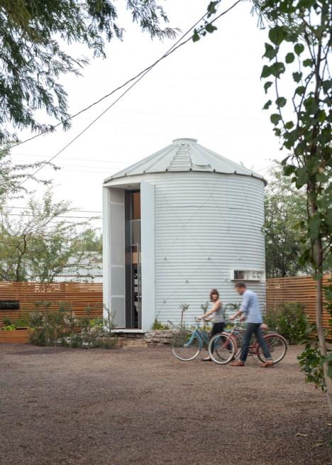 silo house 8
