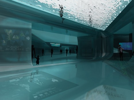 walk on water pavilion 4