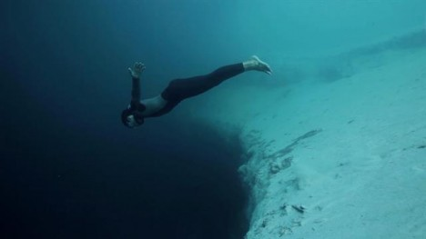 water sports freediving