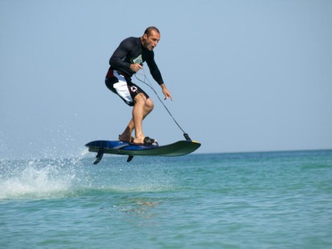water sports jetsurf