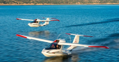 water sports personal sea planes