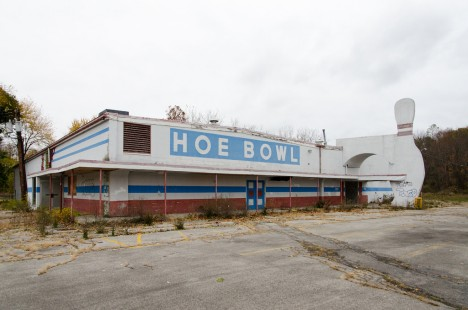 Pinned Down: 10 More Abandoned Bowling Alleys