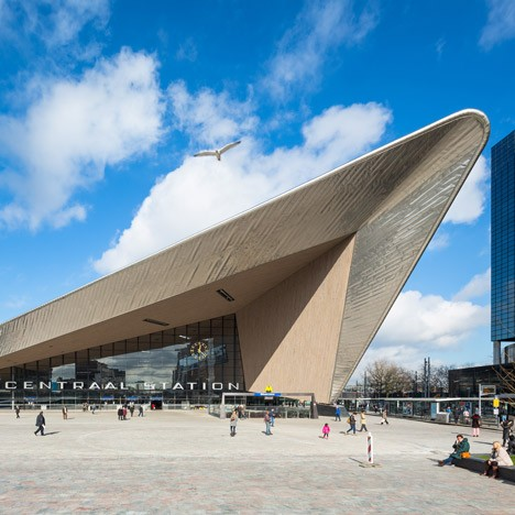 Rotterdam architecture firms