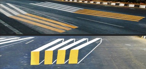 crosswalk 3D safety