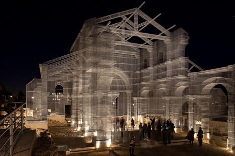 ghost architecture wire 10