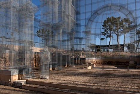 ghost architecture wire 4