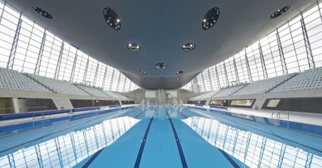 hadid london aquatics 2