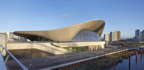 hadid london aquatics