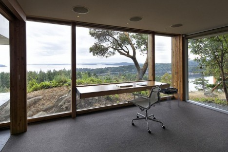 extraordinary home office furniture ideas | No Place (to Work) Like Home: 15 Extraordinary Office ...