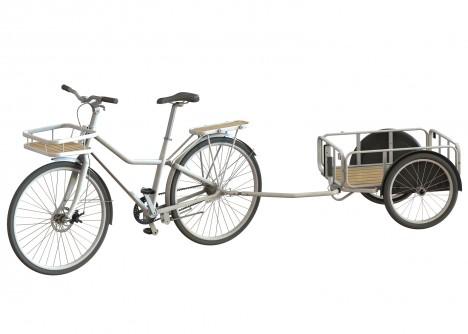 ikea bike trailer