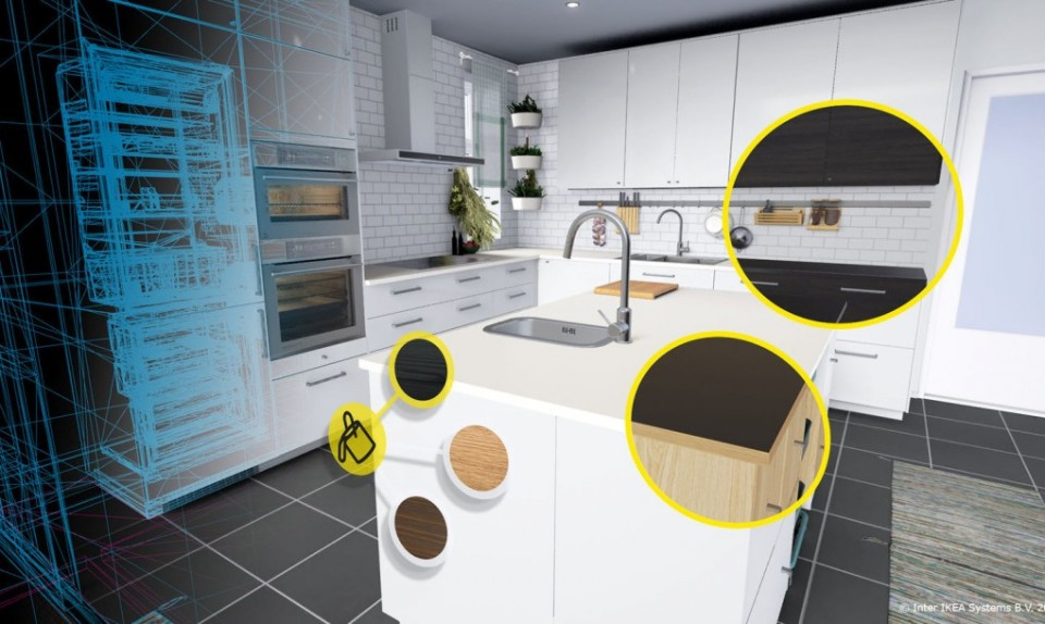 ikea vr explore interior layouts in new virtual reality app urbanist