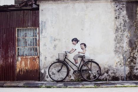 interactive street art 1