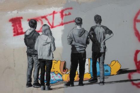 interactive street art 14
