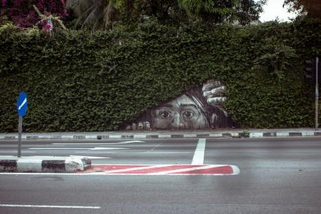 interactive street art 16