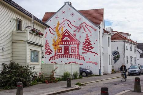 interactive street art 2