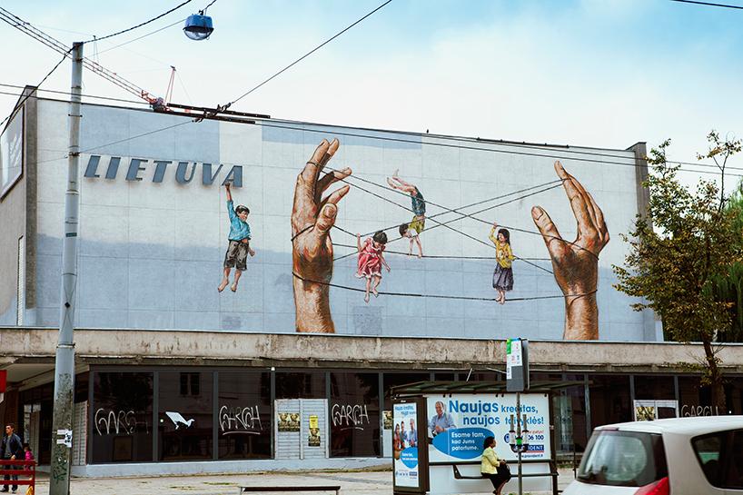 interactive street art 4