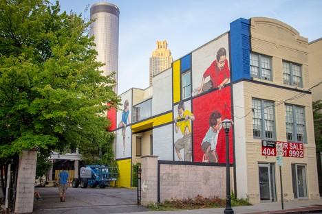 interactive street art 5