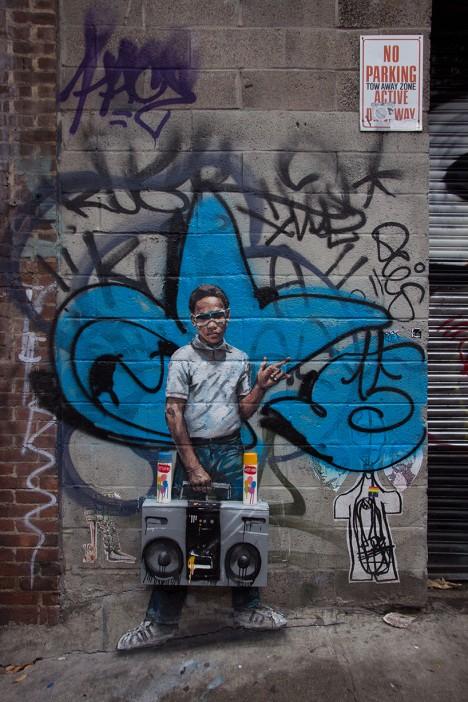 interactive street art 7