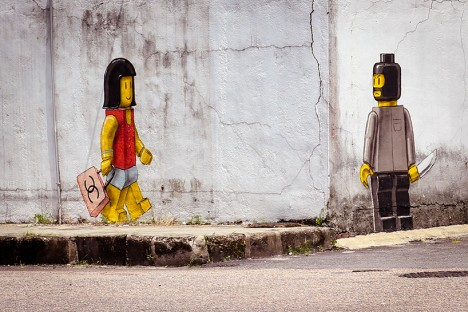 interactive street art 9