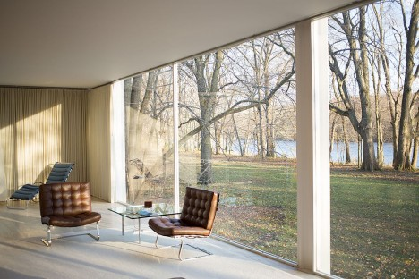 midcentury modern farnsworth house 3
