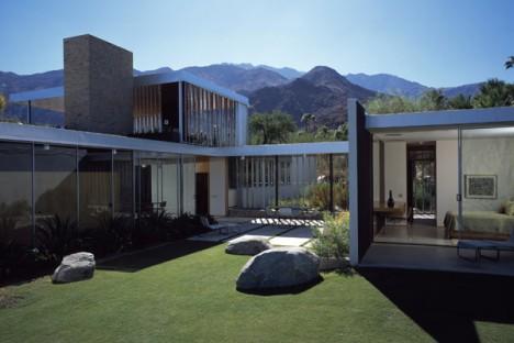 midcentury modern kaufmann house 2