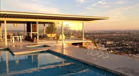midcentury modern stahl house 2 - Mid Century Modern