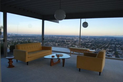 Midcentury Modern Stahl House 5. Is This The Quintessential Los Angeles ...