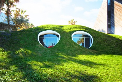 modern hobbit dune house 1