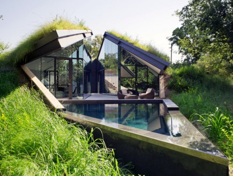 Modern Hobbit Houses 12 Works Of Earth Sheltered