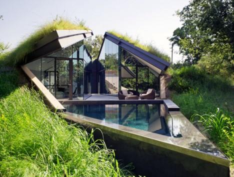 modern hobbit house austin 4