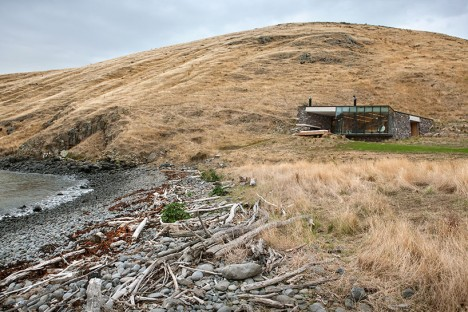 modern hobbit houses nz 2
