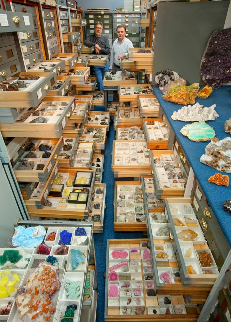 museum rocks minerals