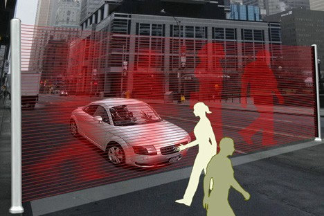 virtual wall crosswalk 2