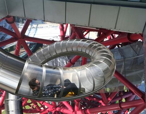 world's longest tunnel slide 2