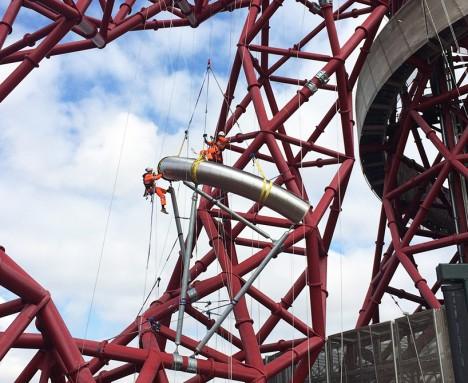 world's longest tunnel slide 5