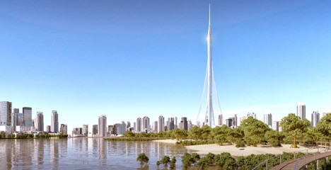 worlds tallest tower 6