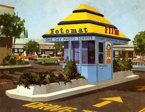Oh Snap! 15 Abandoned & Shuttered Fotomat Film Kiosks