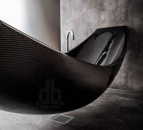 carbon fiber bath tub 2