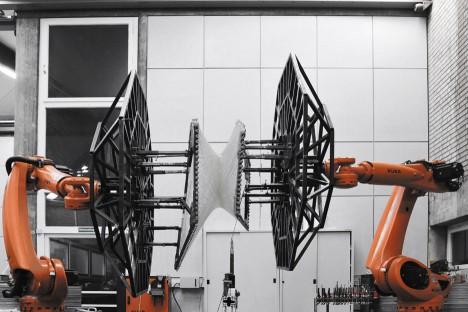 carbon fiber robotic pavilion 3
