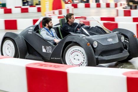 carbon fiber stati car 2