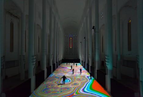 church art magic carpets 1