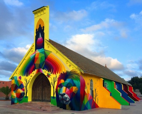 church art okuda 1