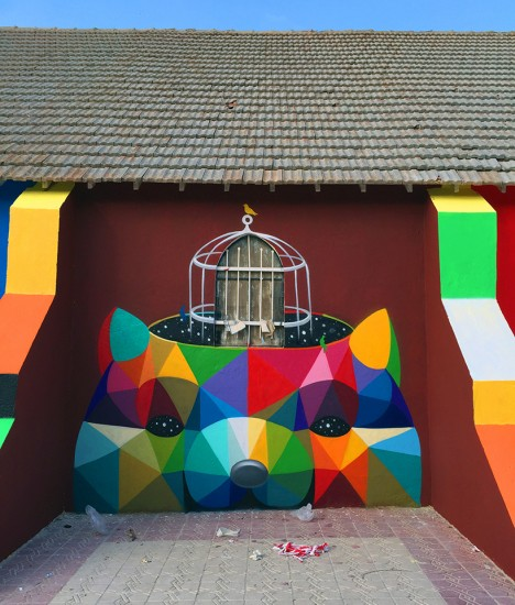 church art okuda 2