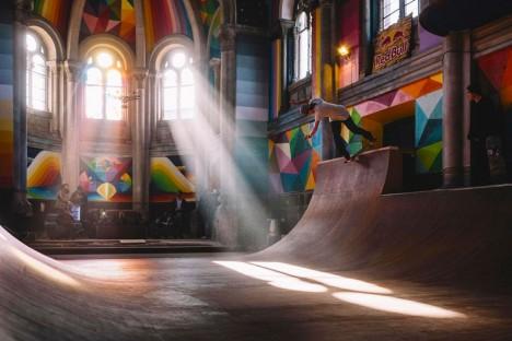church art skate 1