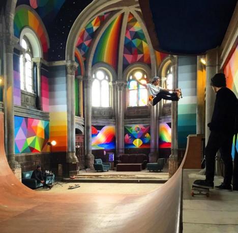 church art skate 3