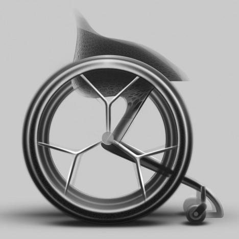 future wheelchair go 2
