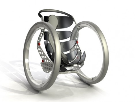 future wheelchair transformable 1