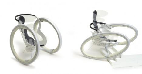 future wheelchair transformable 2