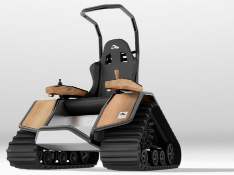 future wheelchairs off road 2