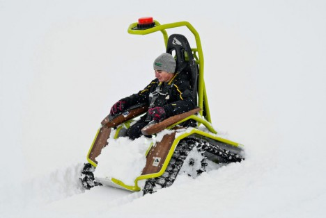 future wheelchairs off road 3